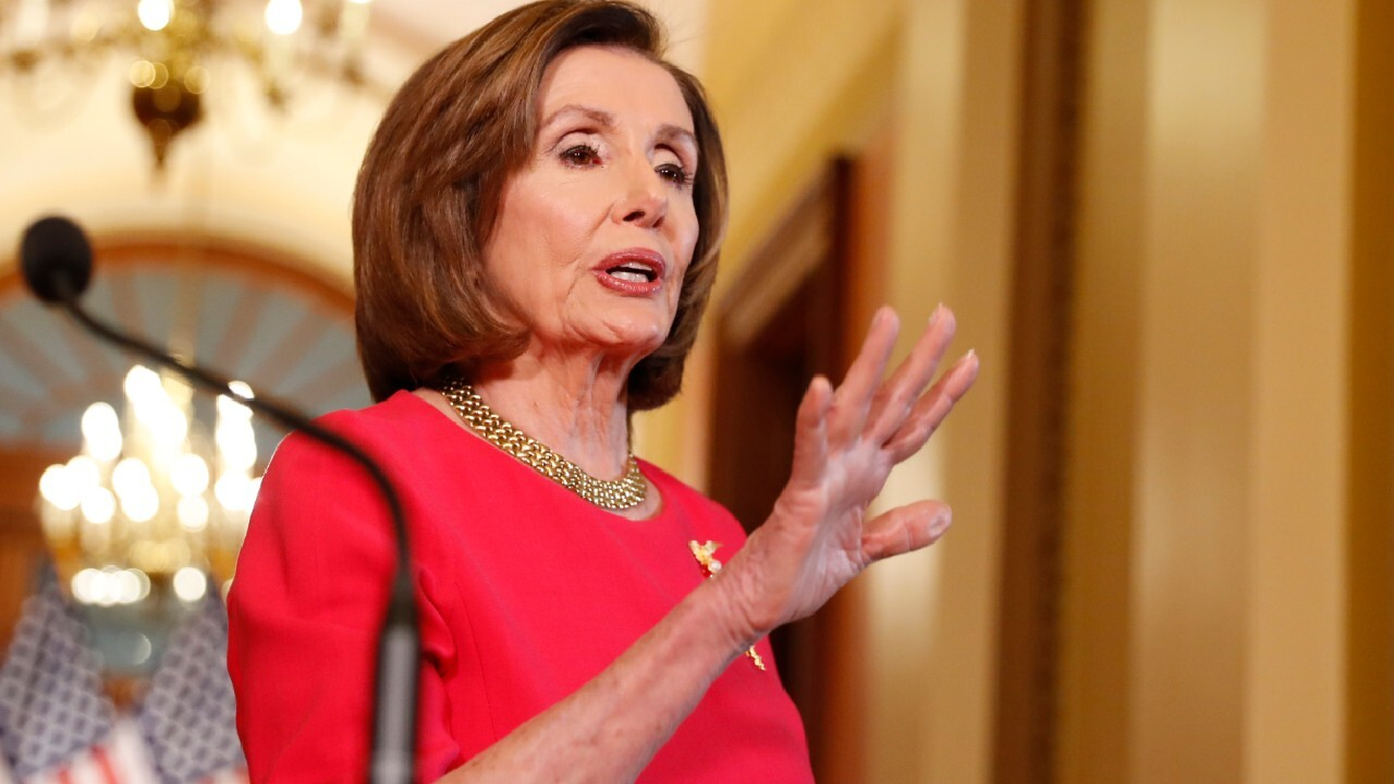 Republicans slam Nancy Pelosi's COVID-19 relief bill as a 'wish list'