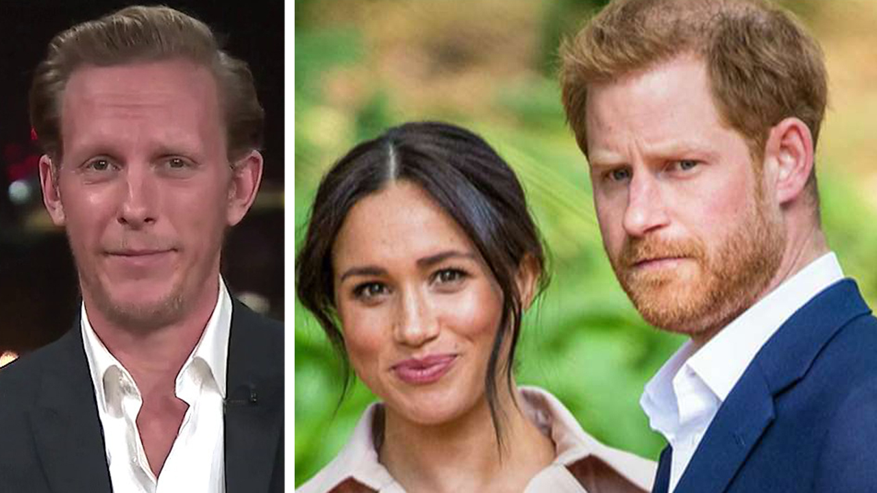 UK actor: 'Racist' Brits did not chase Harry and Meghan away
