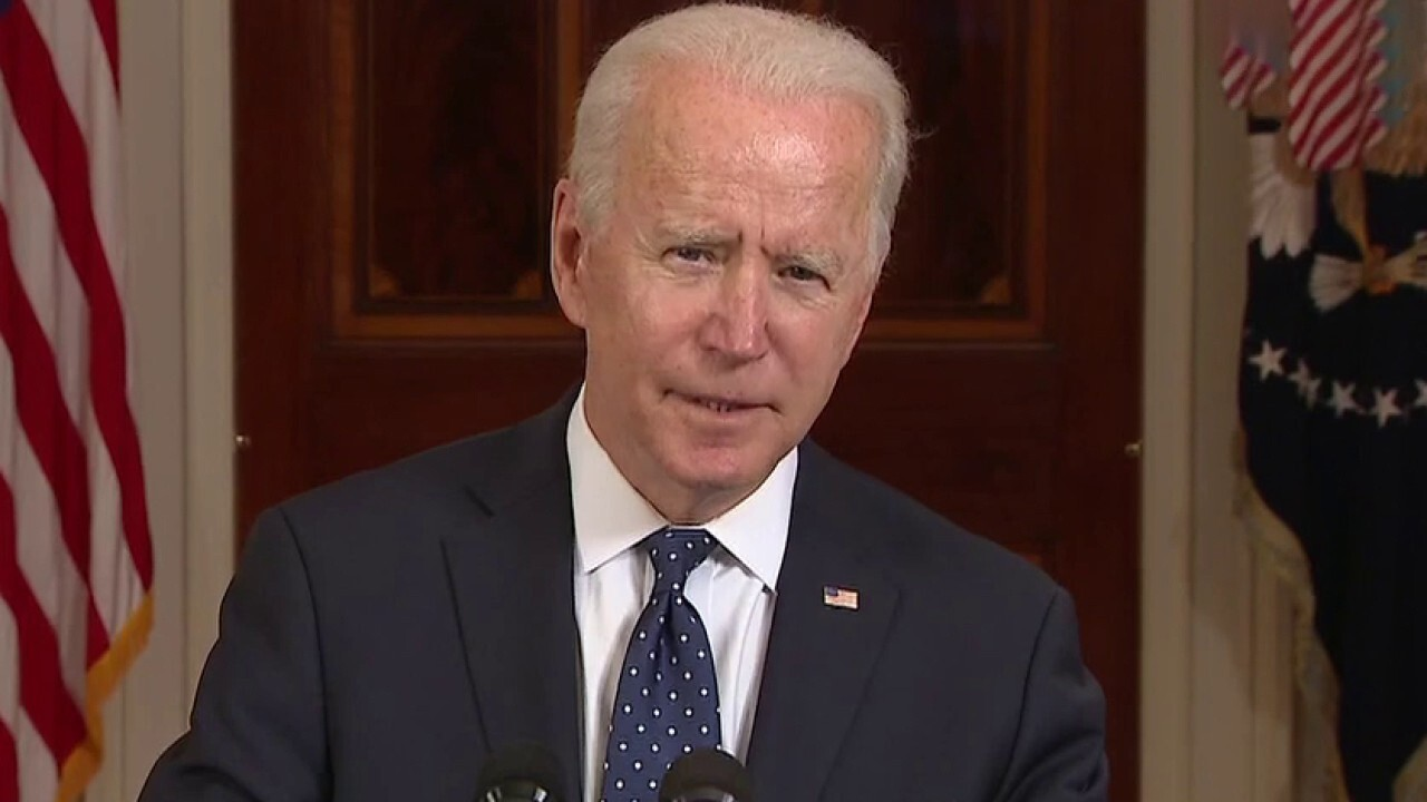 Biden on Chauvin verdict: Systemic racism a 'stain' on nation's soul
