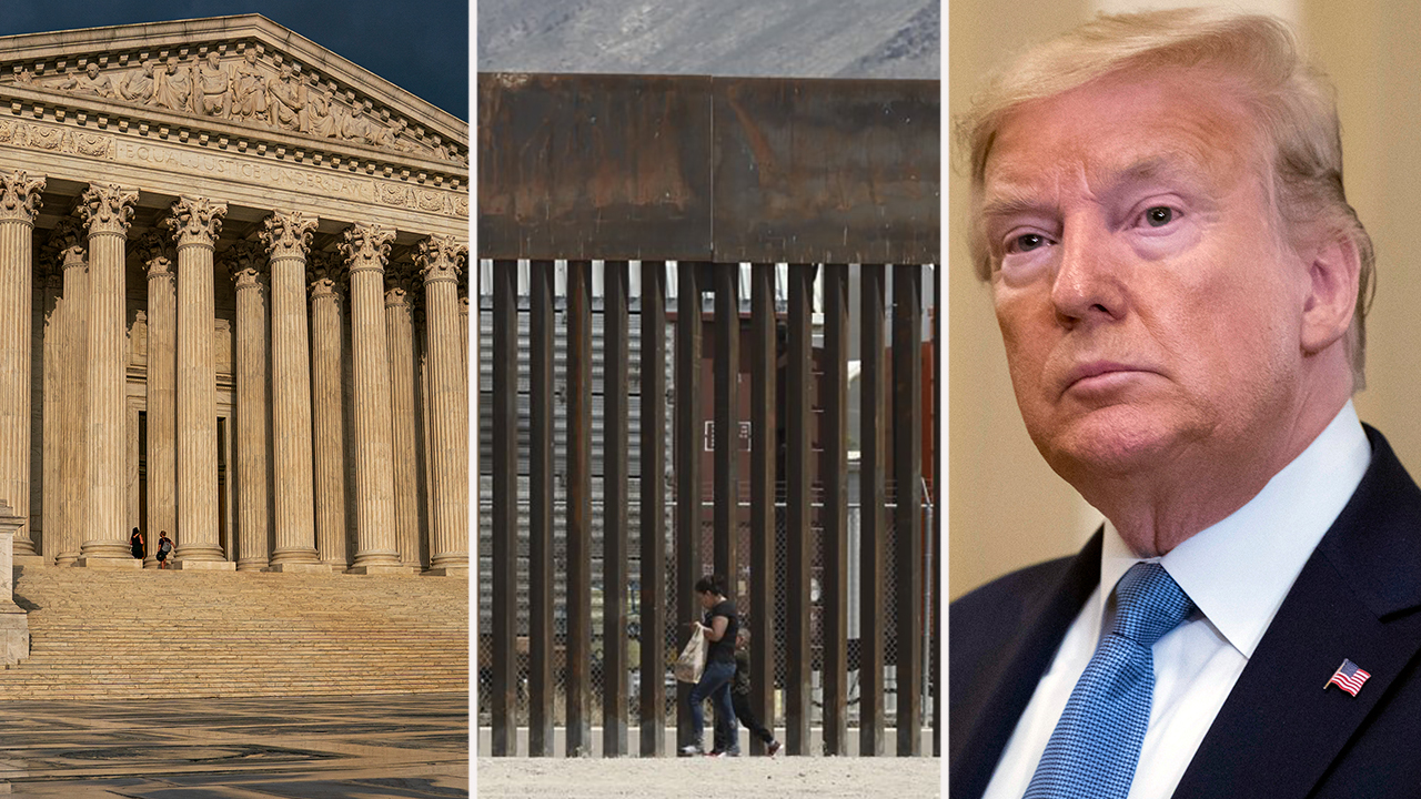Supreme Court rules Trump's 'remain in Mexico' asylum policy can continue amid ongoing litigation