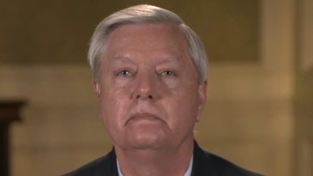 Sen. Lindsey Graham, R-S.C., argued pursuing the impeachment of President Trump after he leaves office will ruin the start of President-elect Joe Biden's presidency.