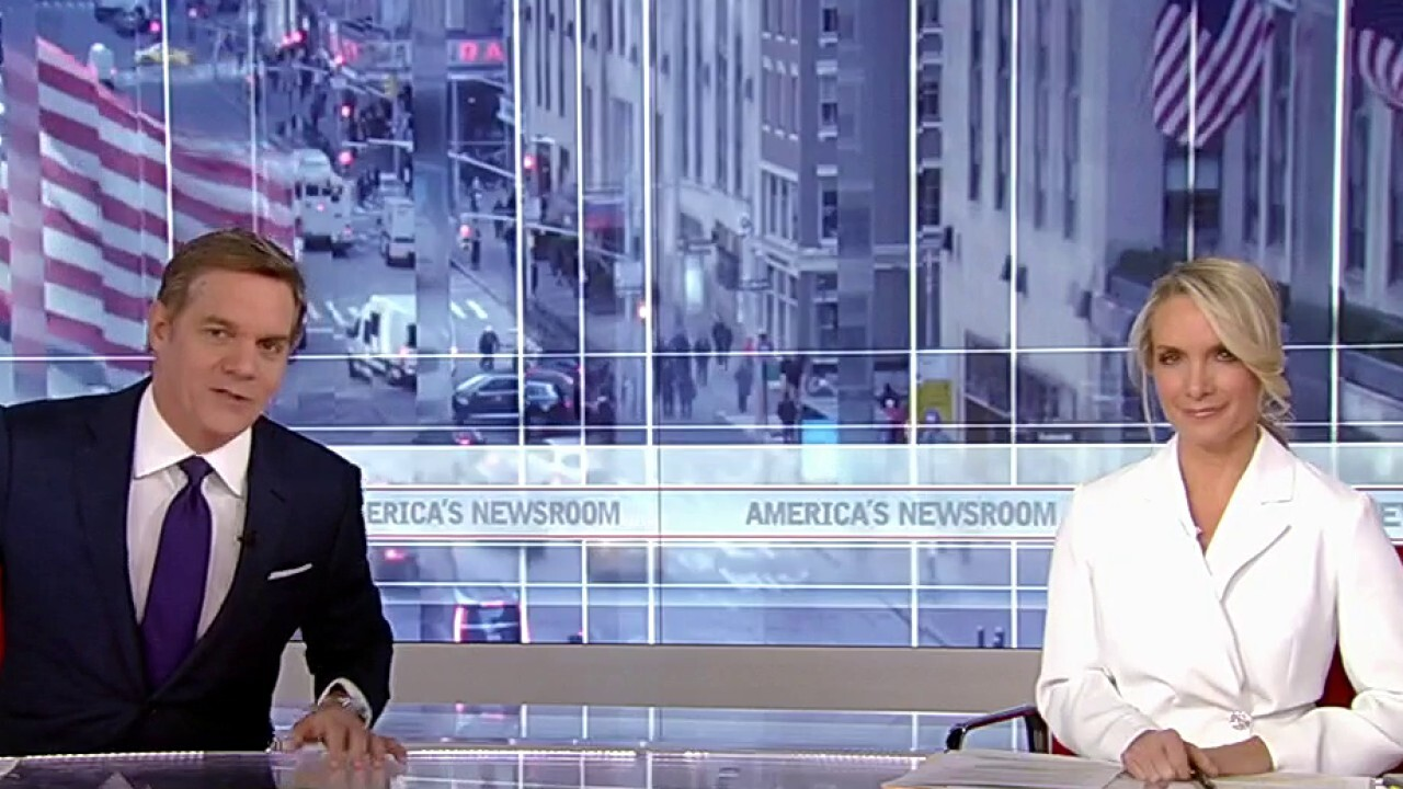Bill Hemmer and Dana Perino kick off a new era of 'America's Newsroom'