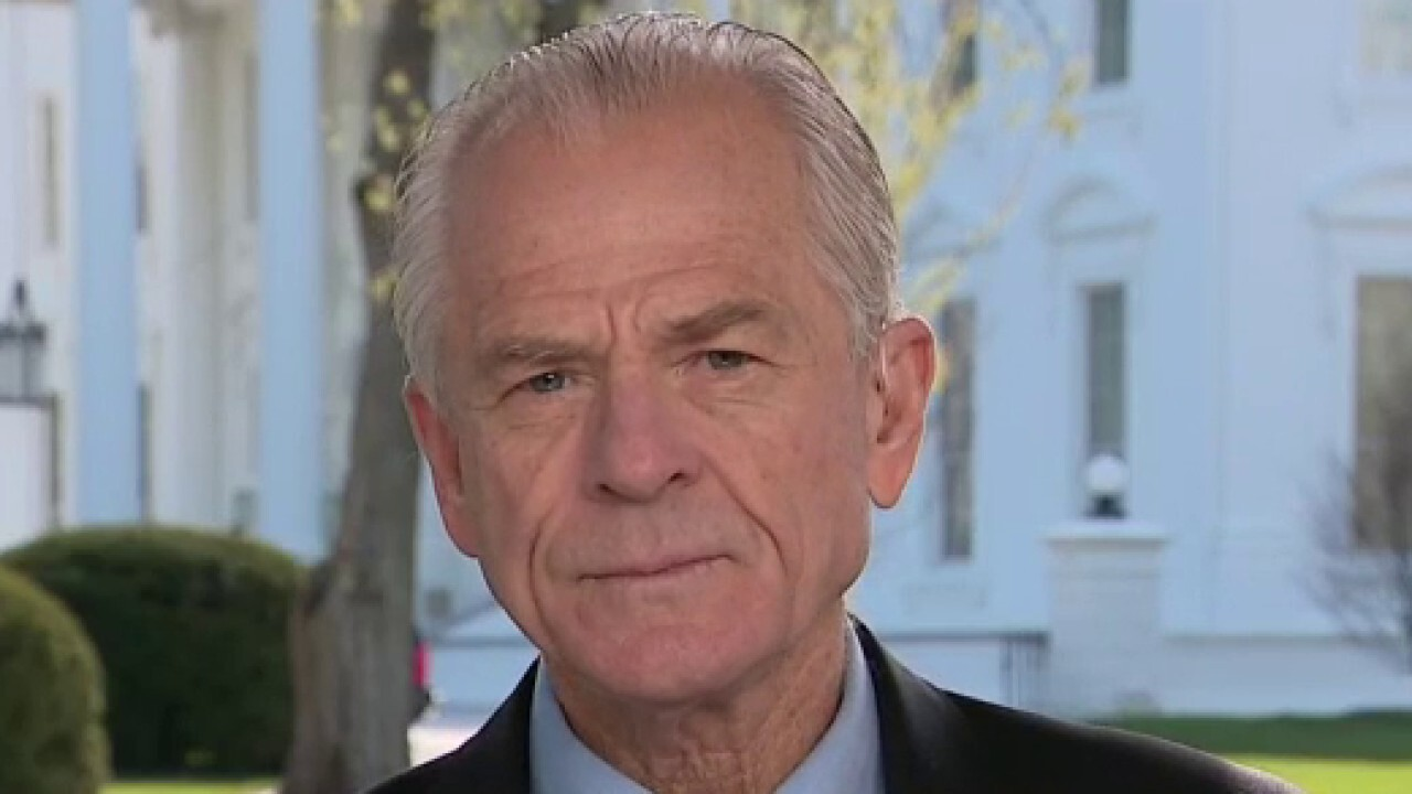 Peter Navarro on coronavirus: We are going to suffer some economic impacts in the short run