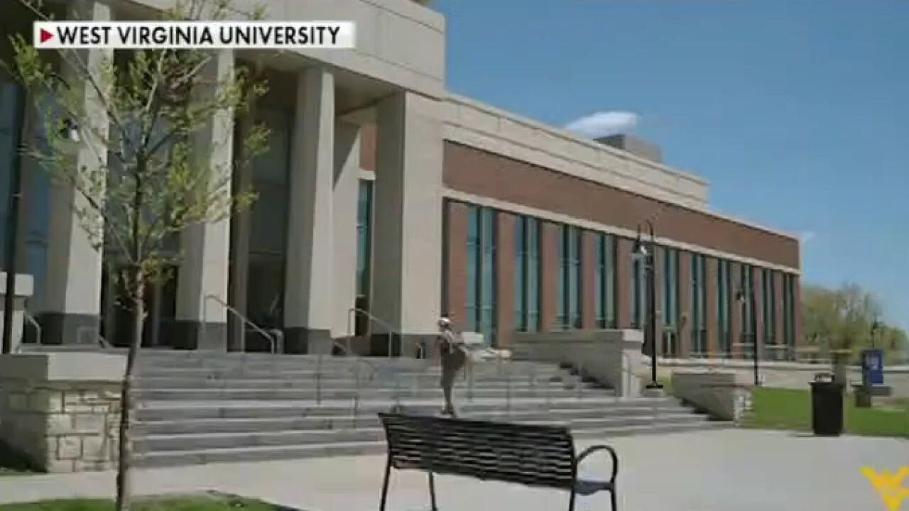 WVU suspends in-person classes amid COVID-19 surge