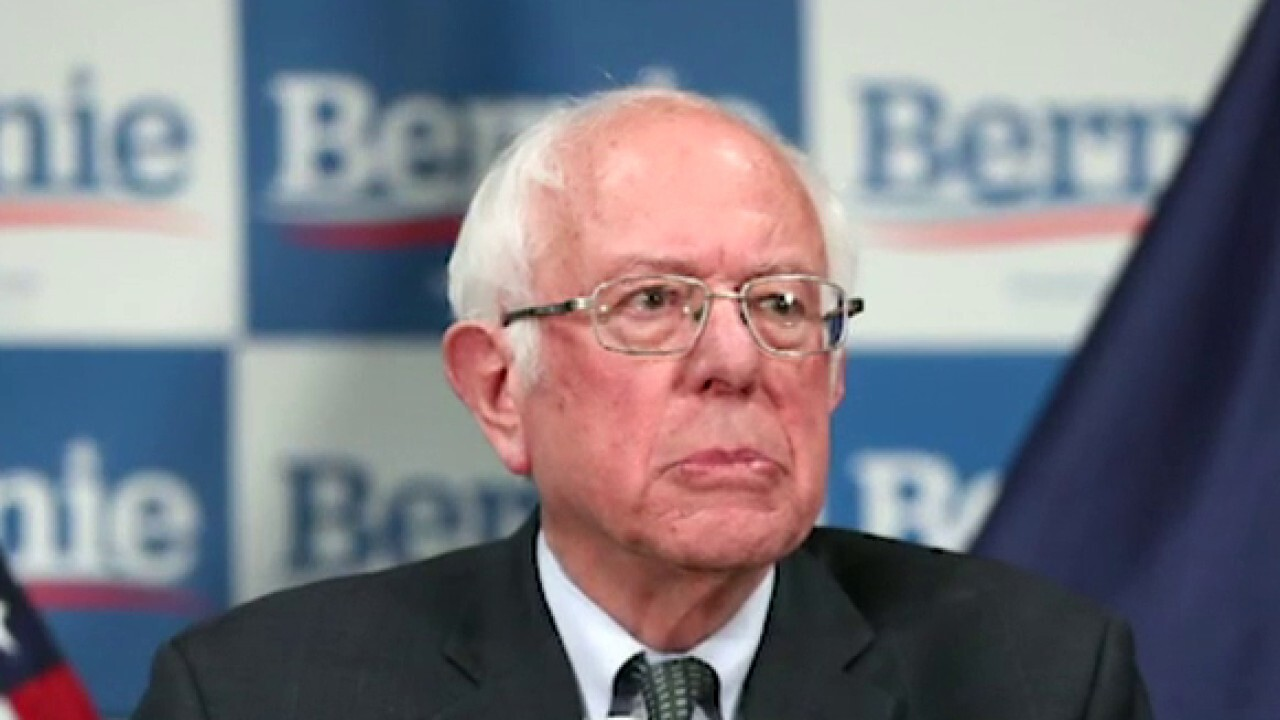 Sanders downplays fears his supporters won't come together to back Biden