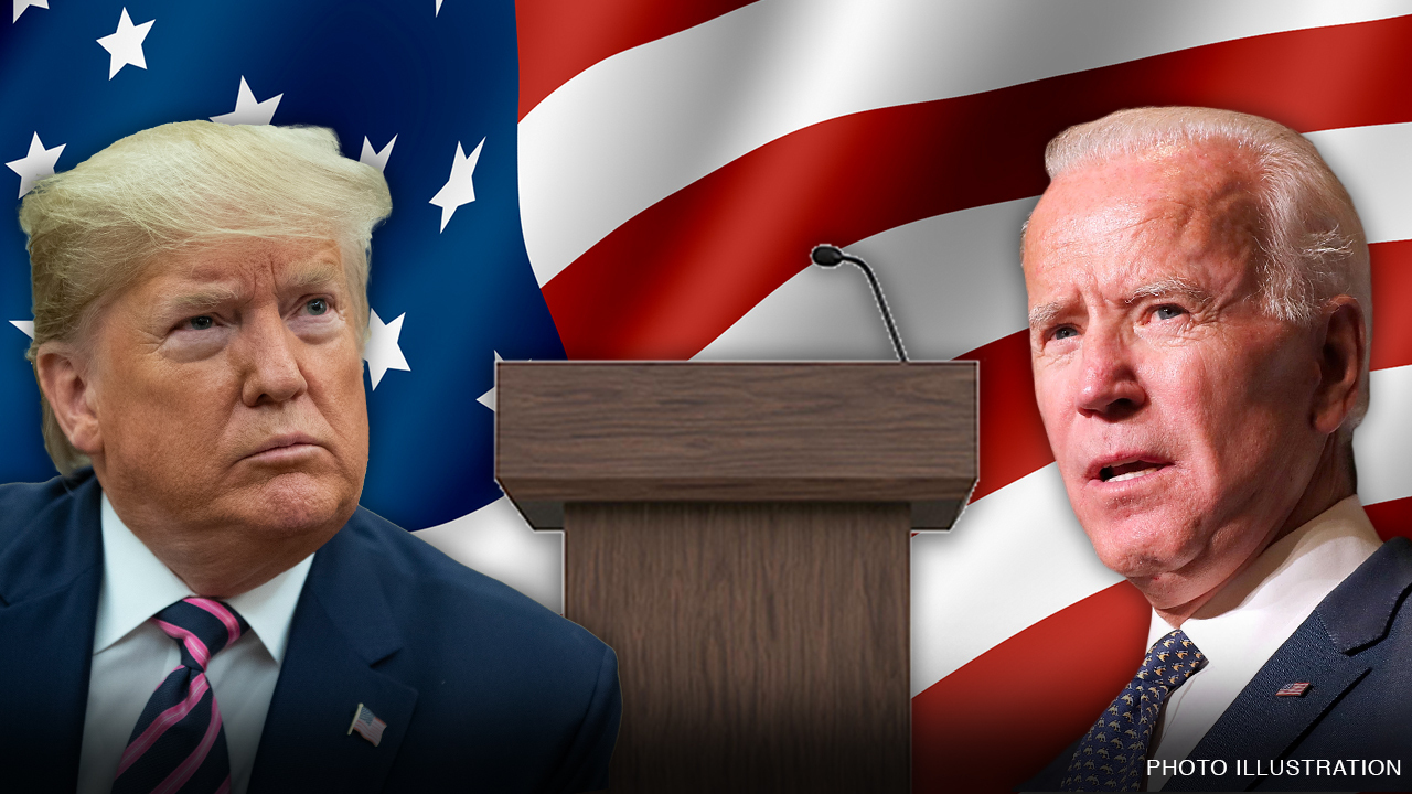 Frank Luntz: How Trump and Biden are attempting to prosecute each other