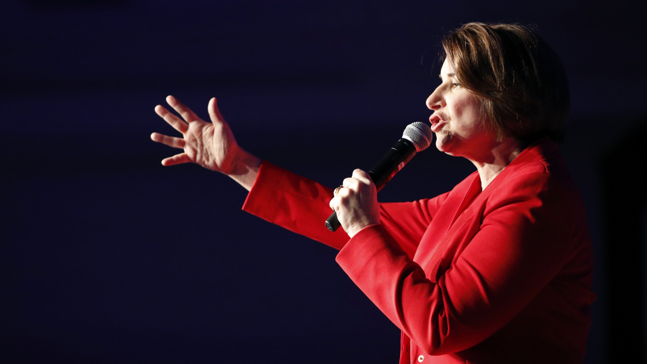 Klobuchar wants Barr to testify before Senate about...