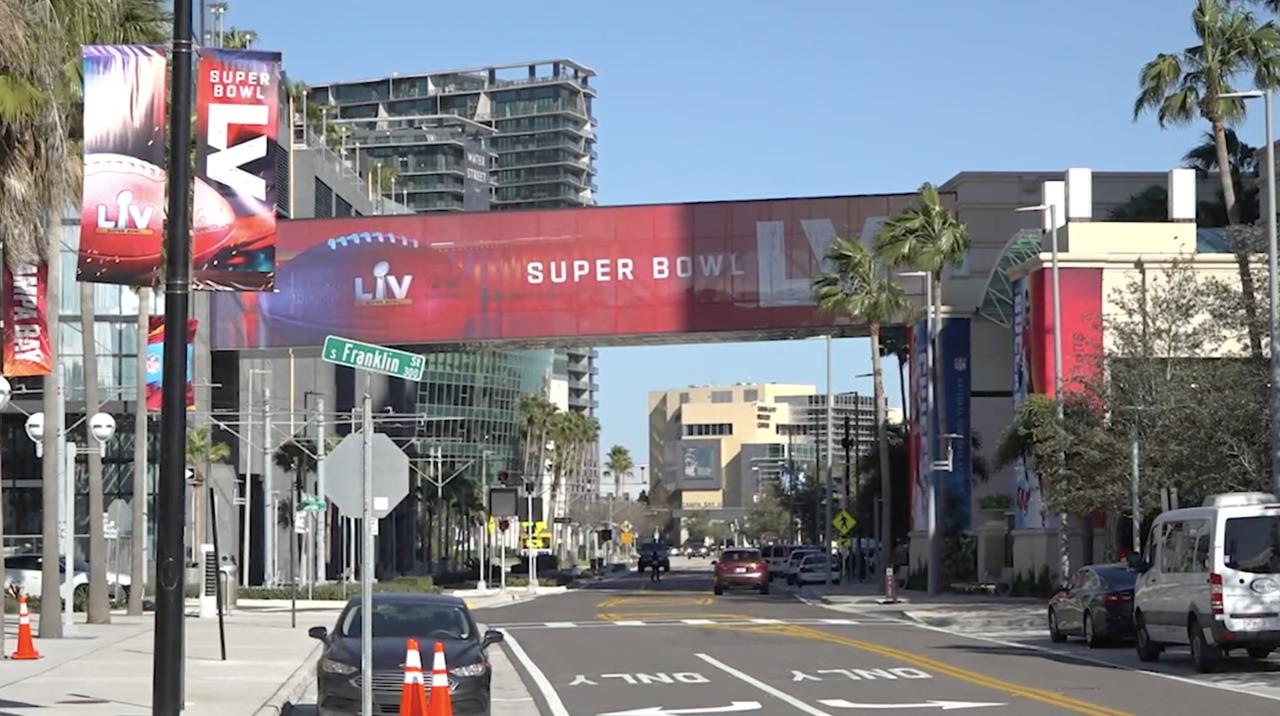 Super Bowl LV to impact Tampa economy