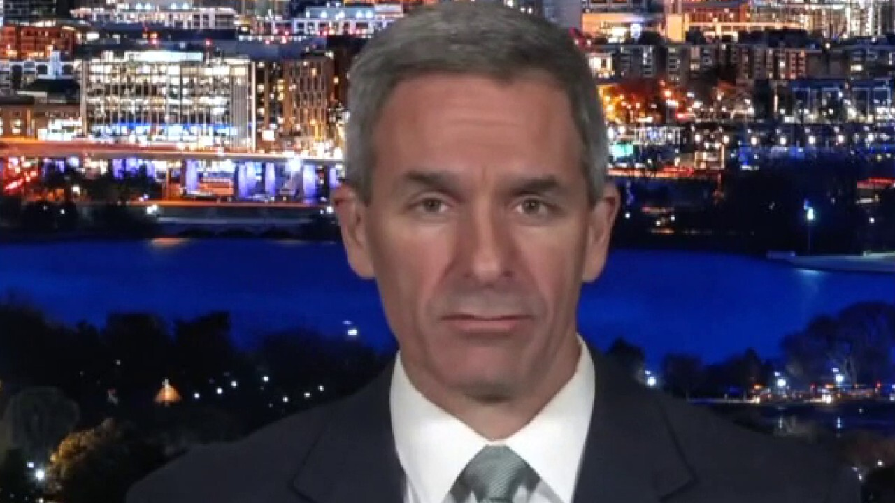 Ken Cuccinelli says local authorities are letting violence linger in Portland