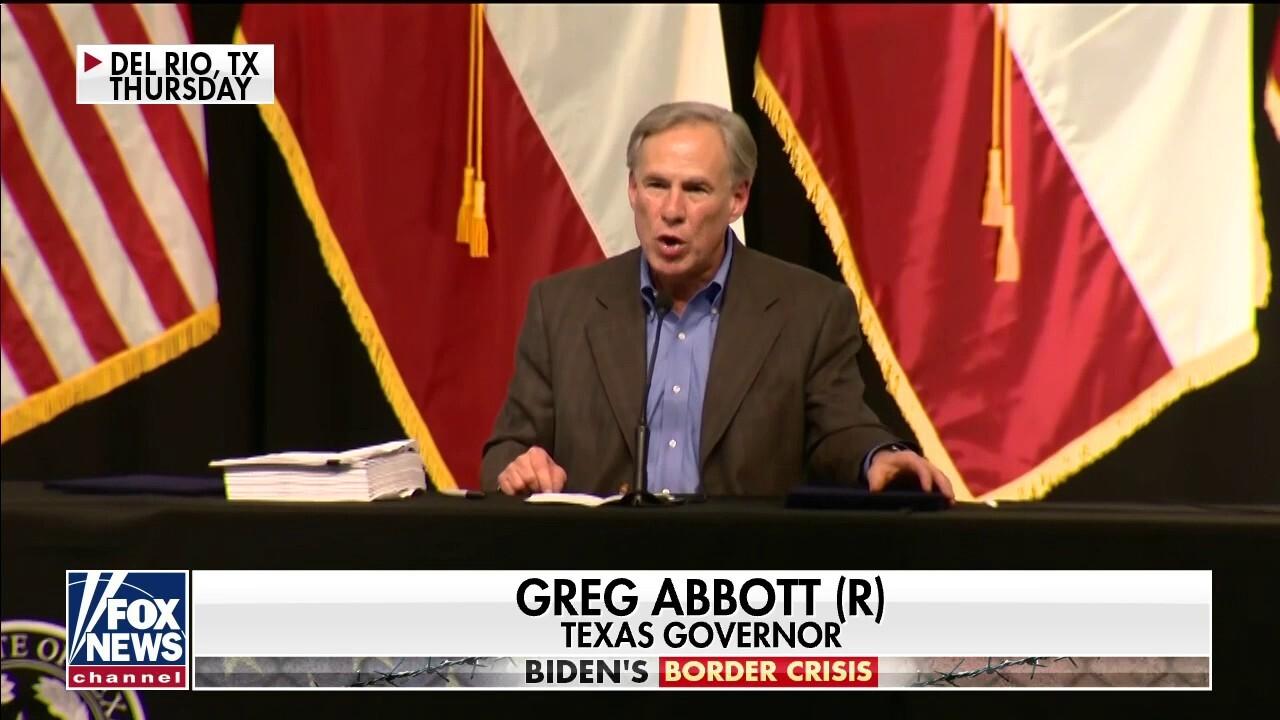 Gov. Abbott: Texas to begin building border wall