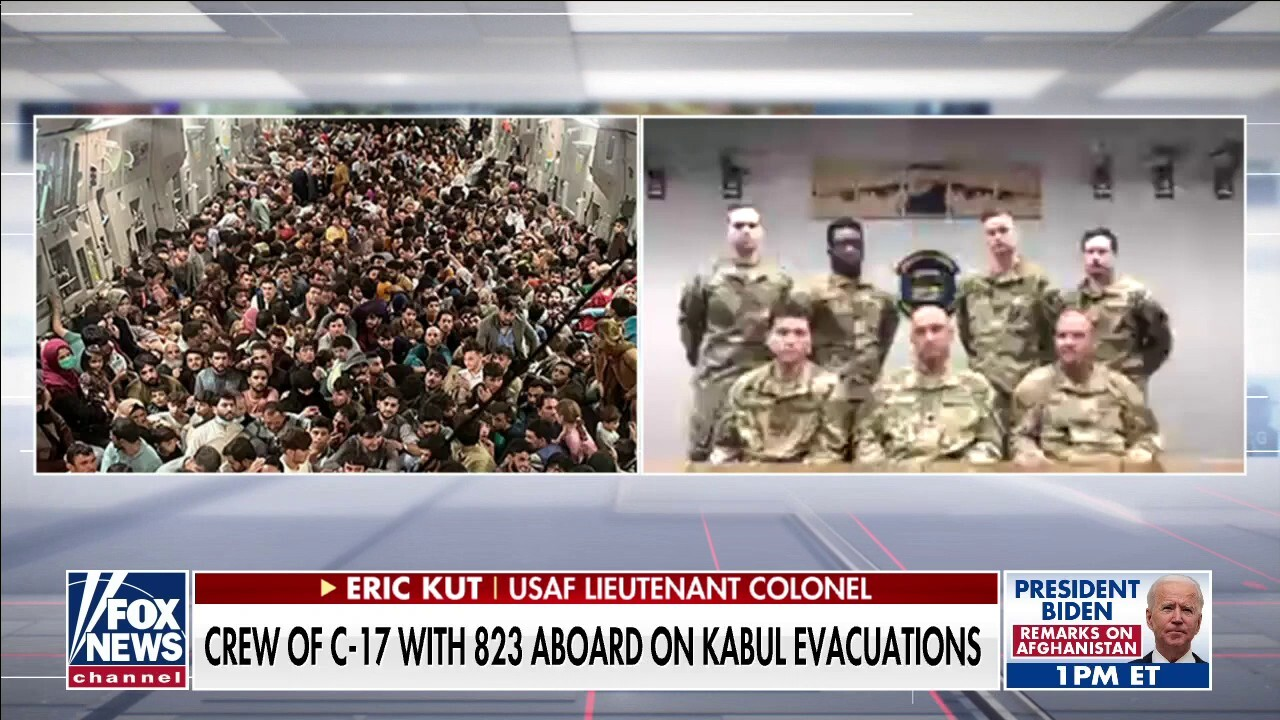 USAF Lieutenant Colonel recalls mission to rescue, bring hope to those in Afghanistan