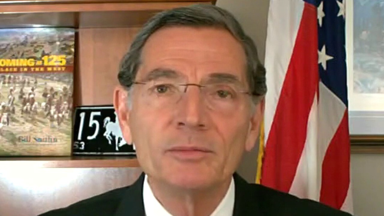 Sen. John Barrasso on stalled coronavirus stimulus talks
