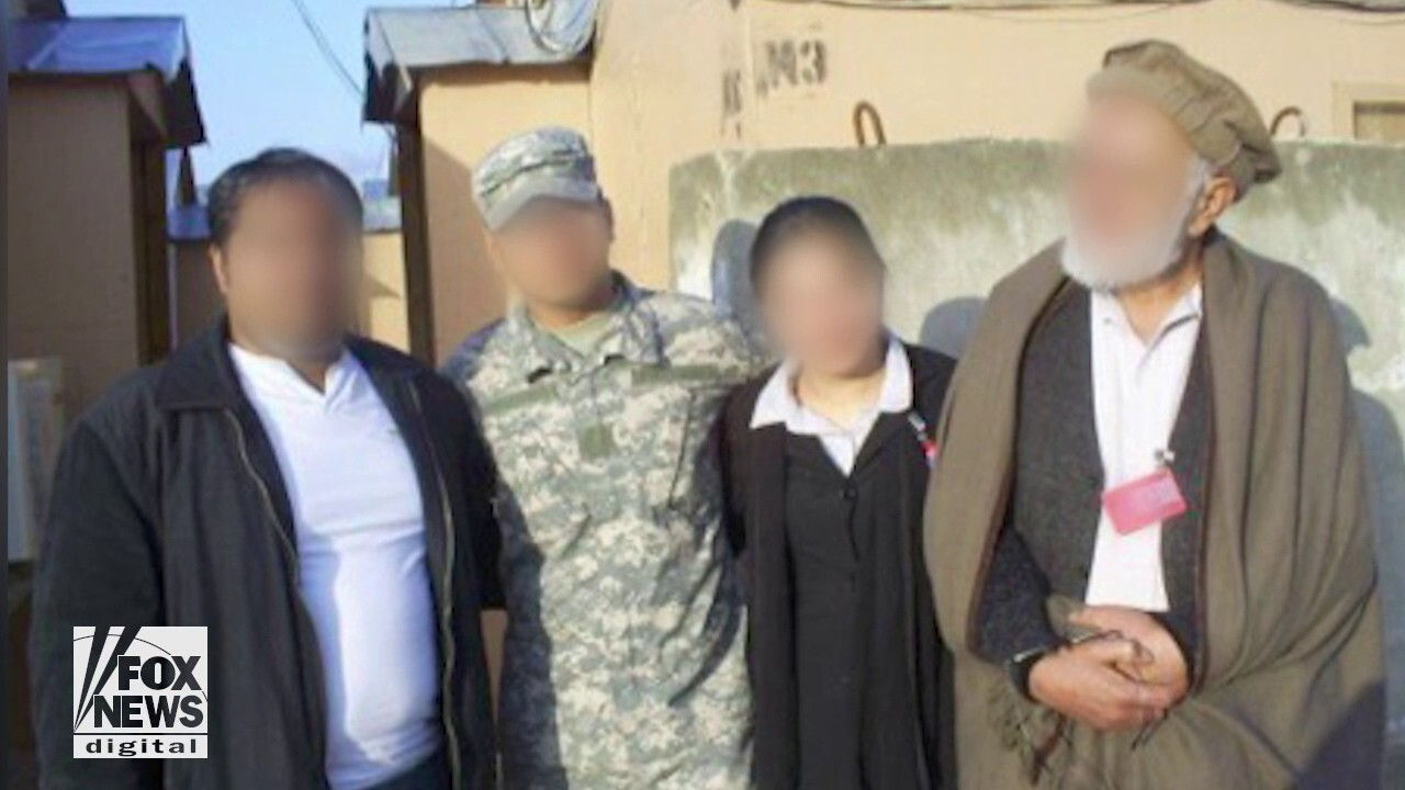 US Army vet desperate to get his family out of Afghanistan