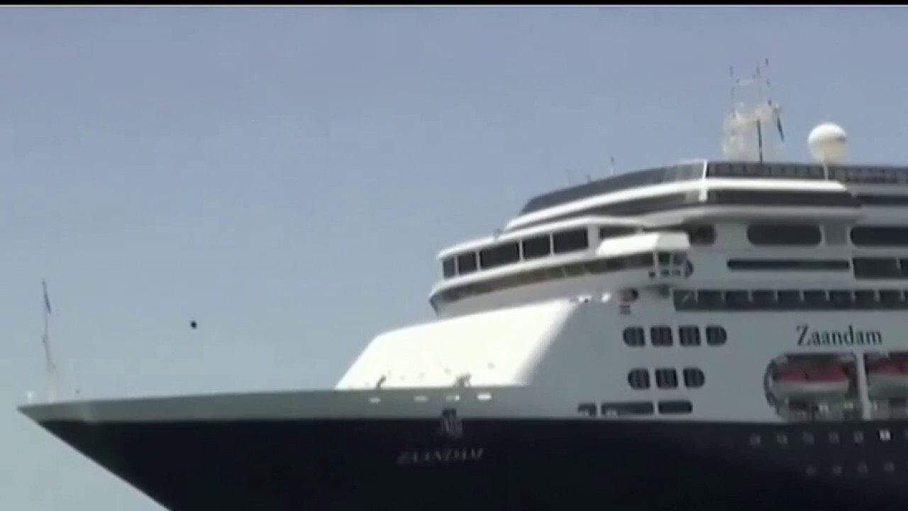 Gov. DeSantis on getting Americans off cruise ships with coronavirus outbreaks