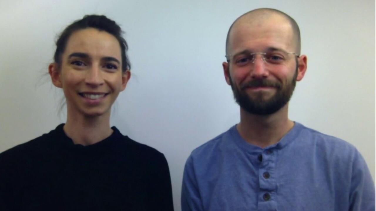 New York couple uses 3D-printing to create coronavirus masks