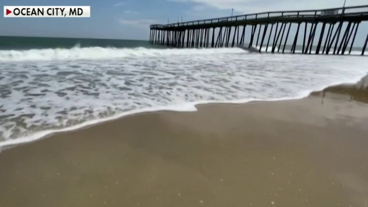 Beaches in Maryland allowed to reopen amid coronavirus pandemic