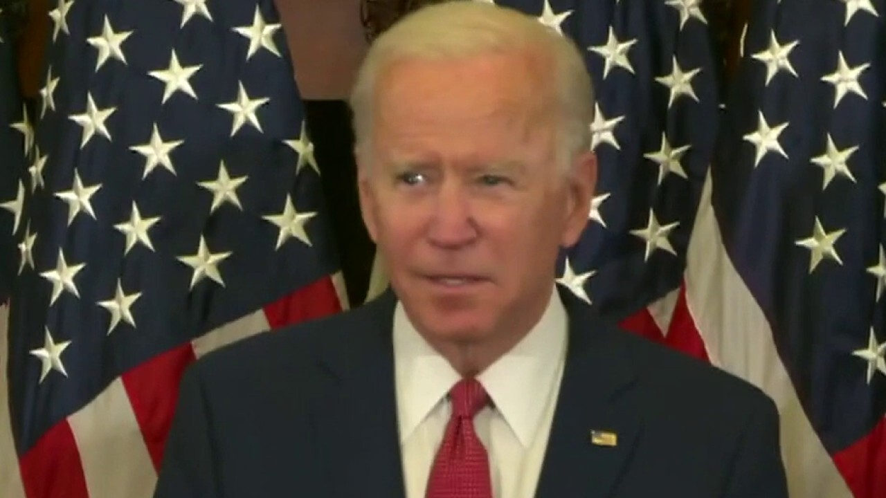 Biden says Trump trying to steal the election is his 'single greatest concern'