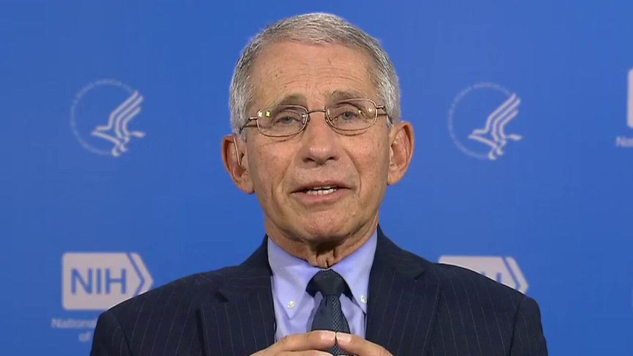 Dr. Fauci on change in face mask recommendations, using hydroxychloroquine as a COVID-19 treatment