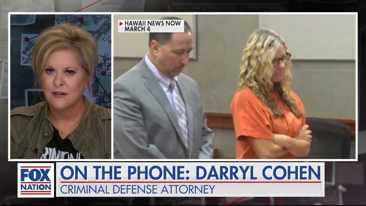 Nancy Grace on twist in 'Doomsday cult mom' case