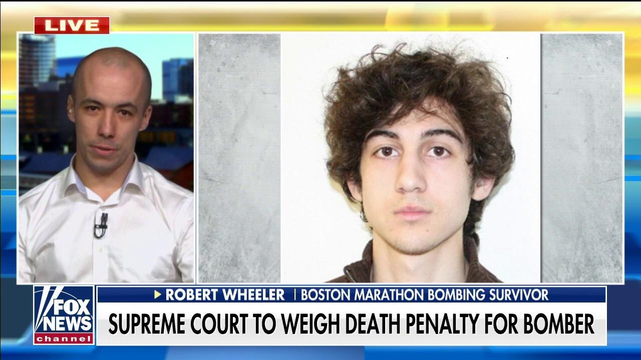 Boston bombing survivor on SCOTUS reconsidering death penalty case