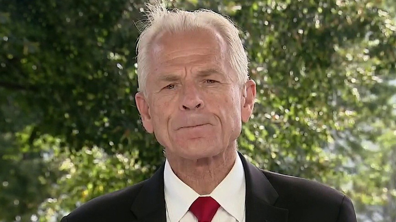 Peter Navarro: CCP is bullying US into submission, invading our capital markets