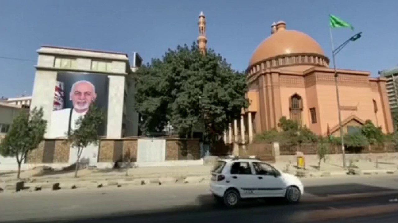 Taliban nears control of Afghanistan as president flees country
