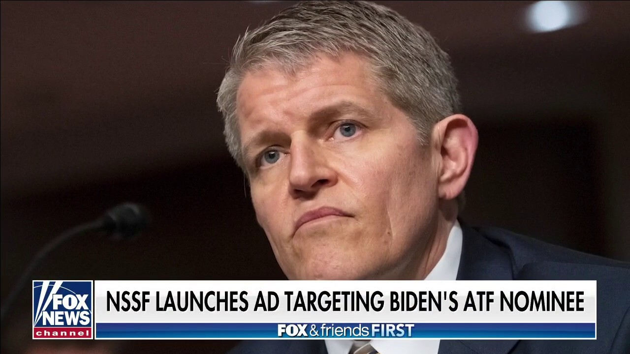 Biden ATF nominee has advocated for 'severe restrictions' on gun rights: NSFF Public Affairs Director