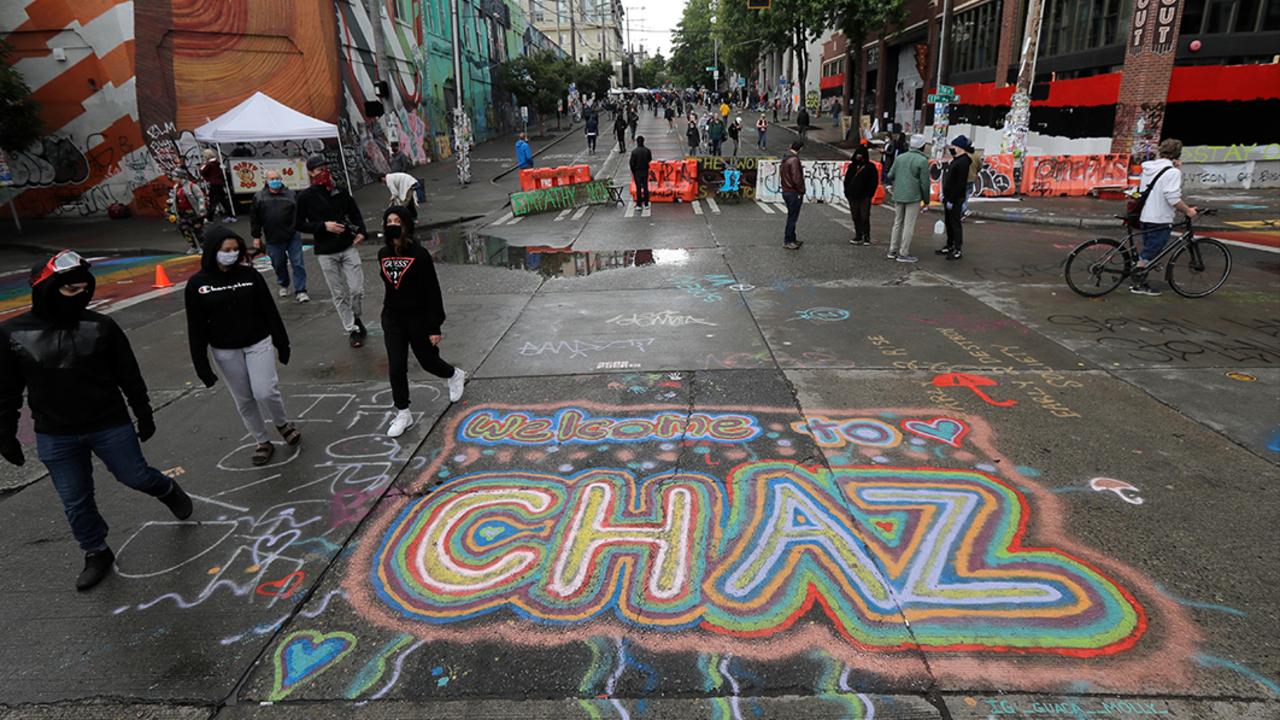 Protesters maintain grip on Seattle 'autonomous zone'
