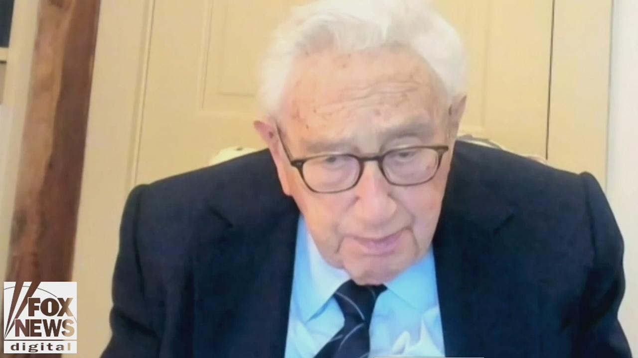 Kissinger says Trump, Nixon foreign policies similar, warns Biden on Iran
