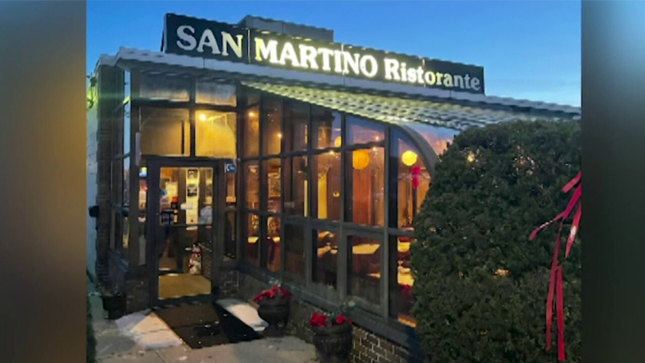 San Martino Ristorante owner Alfio Lo Paro calls the financial assistance 'a miracle' that will help him pay outstanding bills for the restaurant.