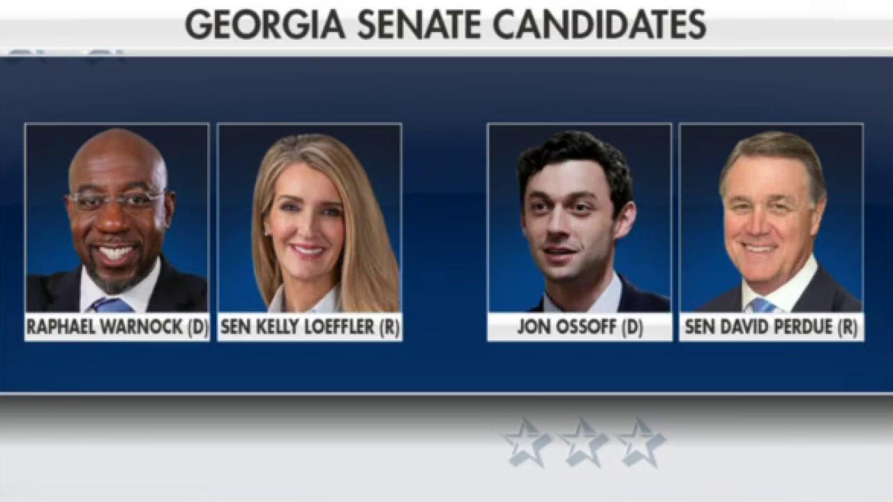 What's at stake in Georgia Senate runoffs?