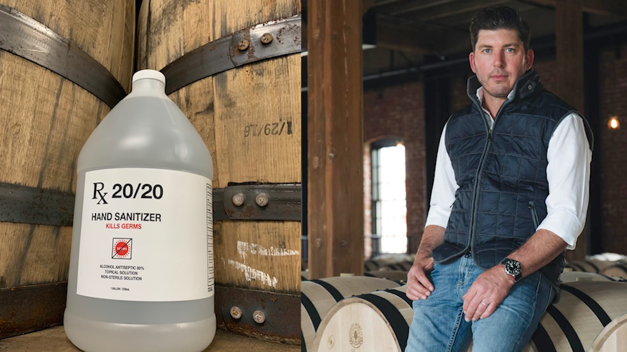 Exclusive: Mare Island distillery mass producing hand sanitizer, hiring furloughed bartenders