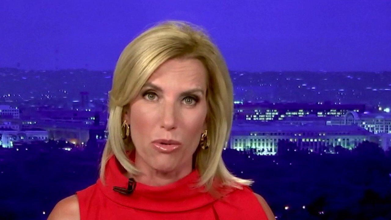 Ingraham: We need a president who will stop riots before they happen, that's not Joe