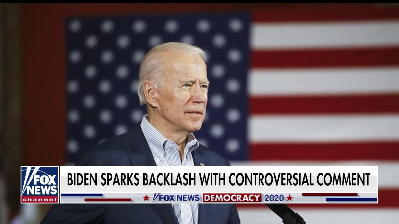 Rob Smith: Joe Biden's commentary indicative of leftists elitism