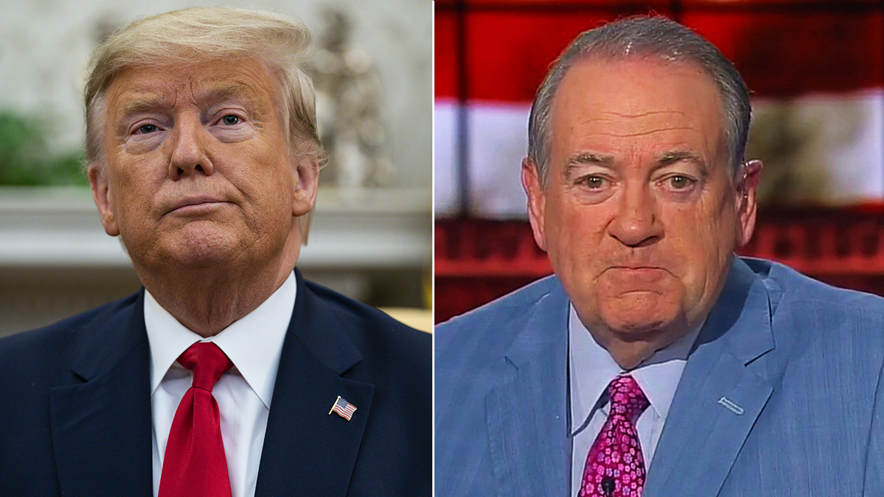 Gov. Mike Huckabee explains how Trump would be doing all Americans a favor by commuting Roger Stone's sentence
