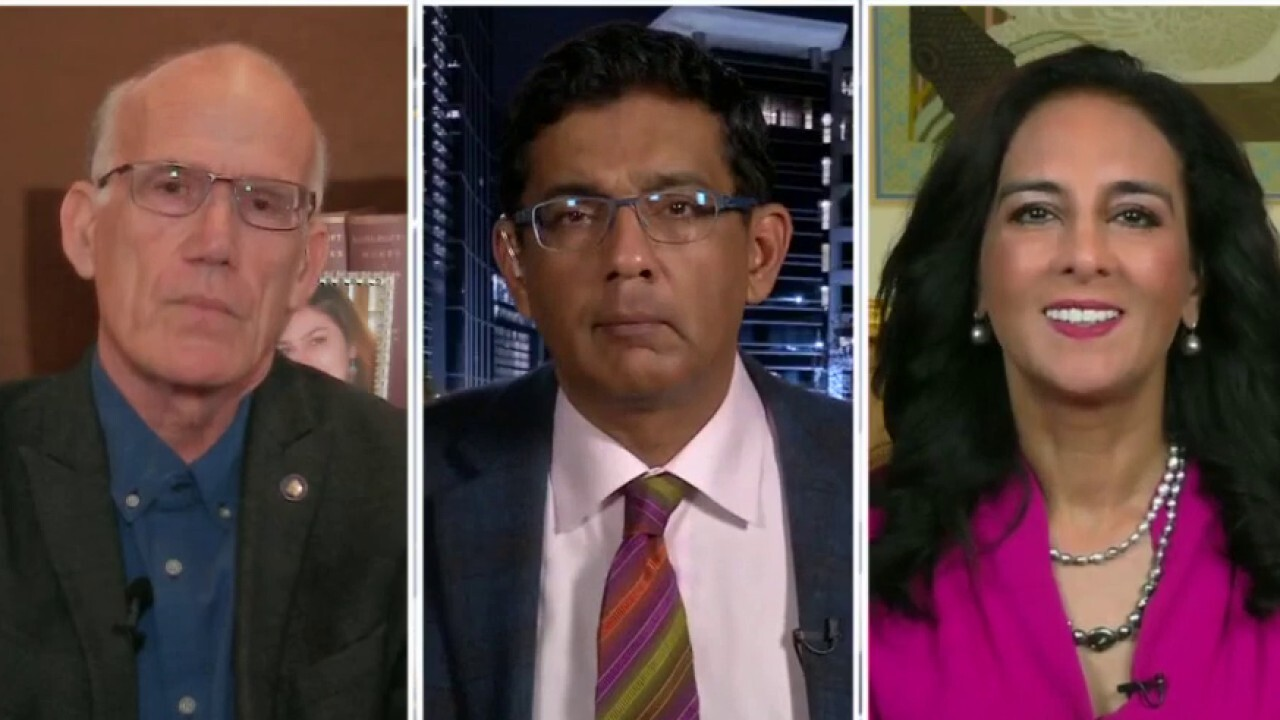 Democrat questions patriotism of National Guardsmen in Washington
