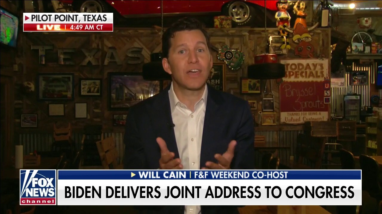 Texas businesses are understaffed: Will Cain