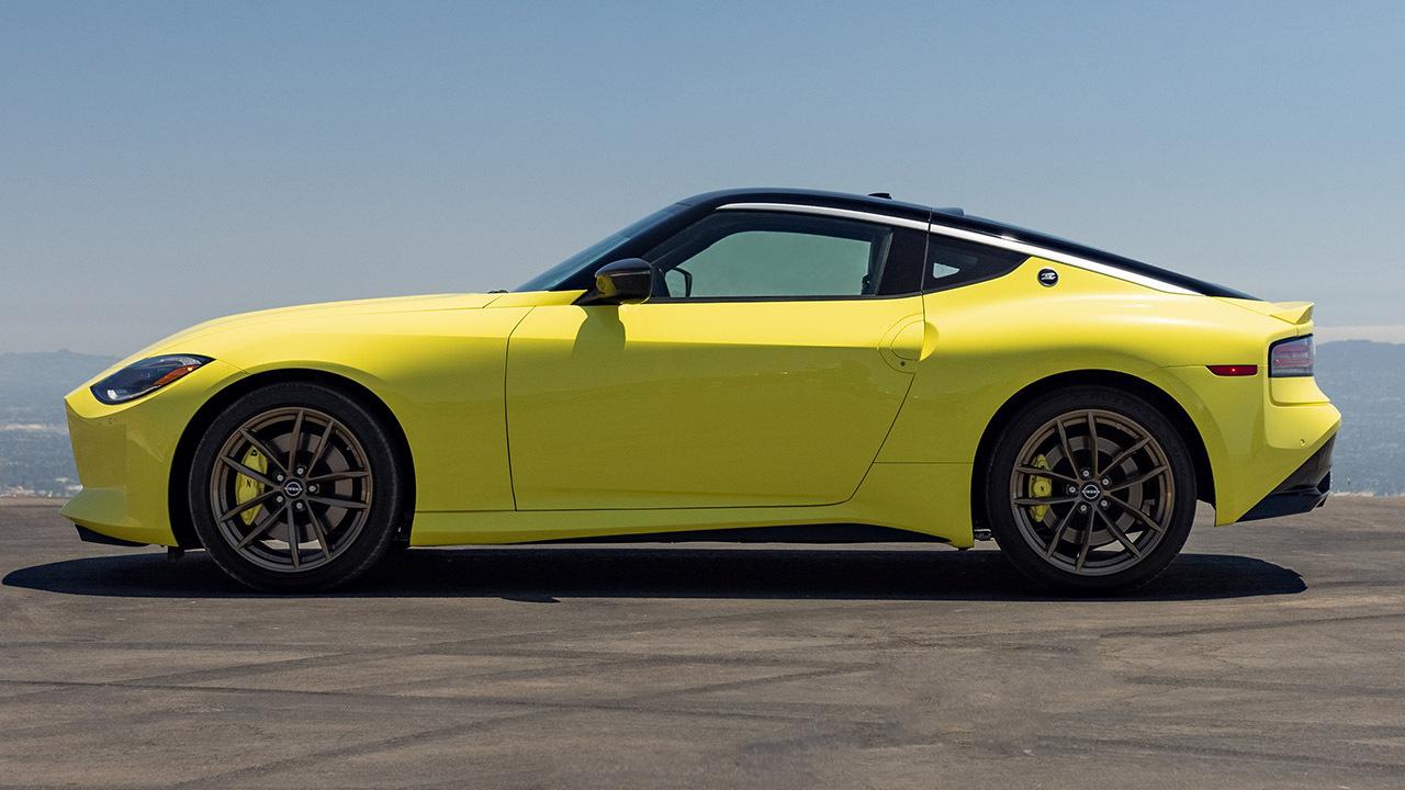 Secrets of the 2023 Nissan Z design