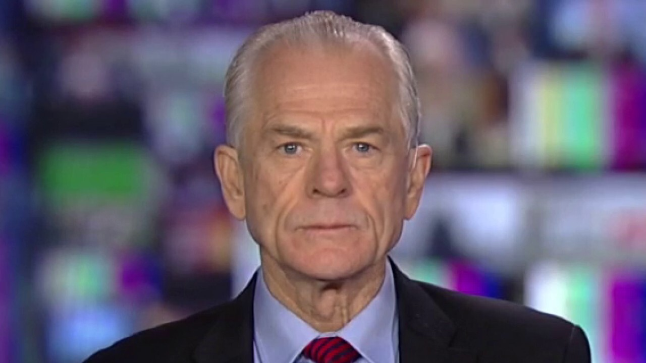 White House trade adviser Peter Navarro joins 'Sunday Morning Futures.'