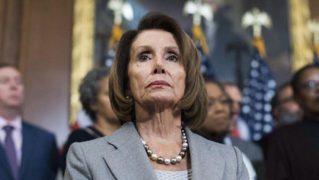 Senator Barrasso: Nancy Pelosi blocking paychecks to Americans