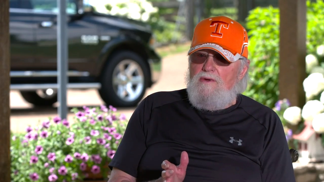 Charlie Daniels on 'The Pursuit with John Rich'