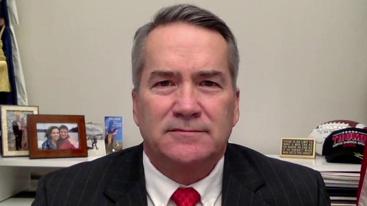 Georgia Rep. Hice on Warnock's win, Electoral College challenge