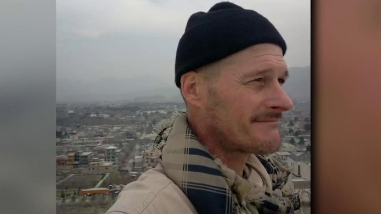 Family urges Biden to strike deal to free Taliban hostage Mark Frerichs