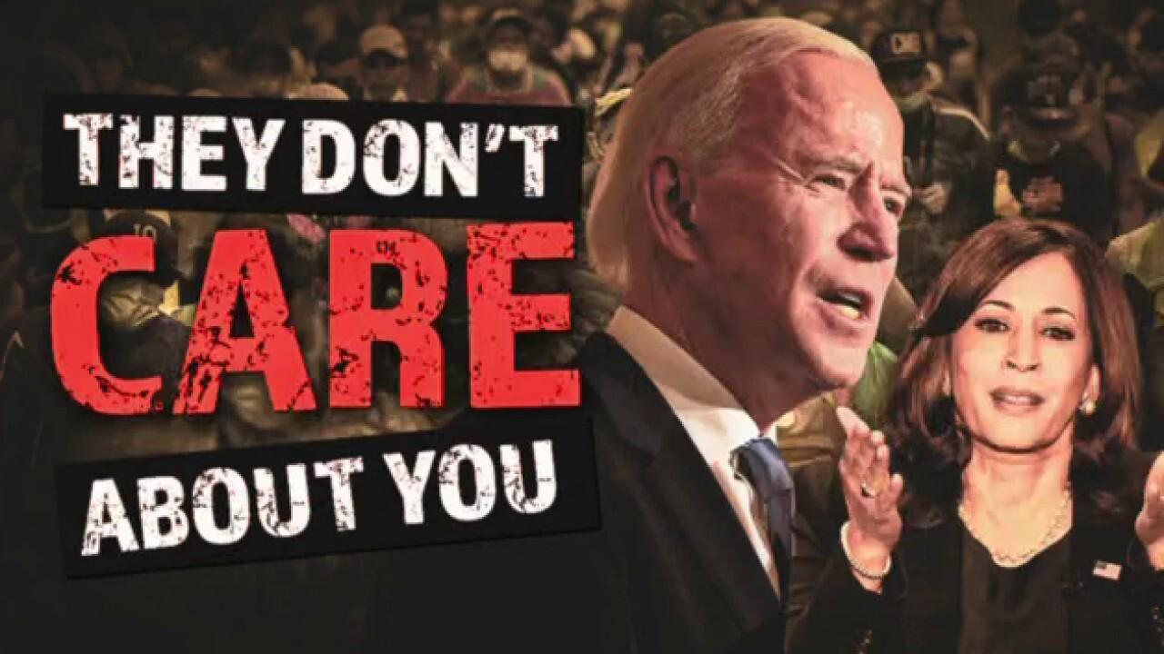 Ingraham: Biden prioritizes illegal aliens over American citizens