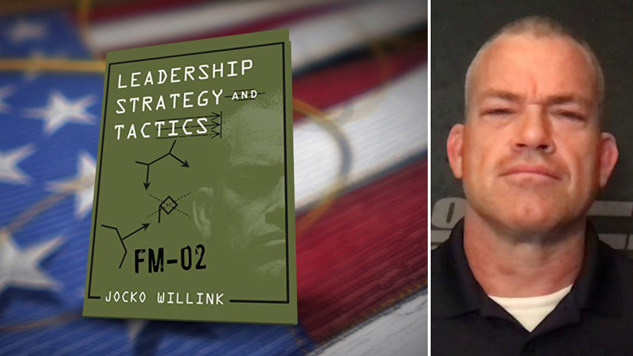 Jocko Willink makes the case to take a military approach to training police