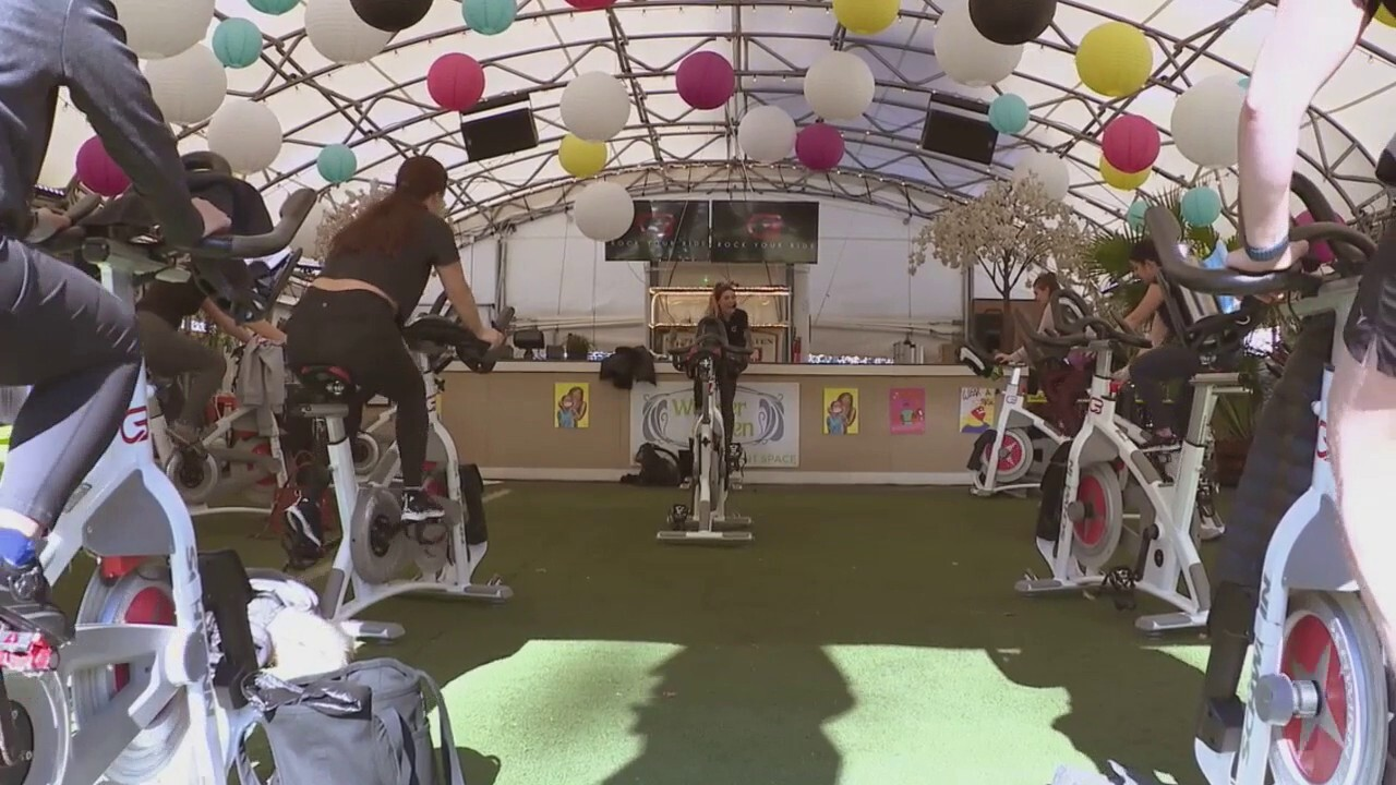 Gyms, health clubs transition to outdoor classes amid pandemic