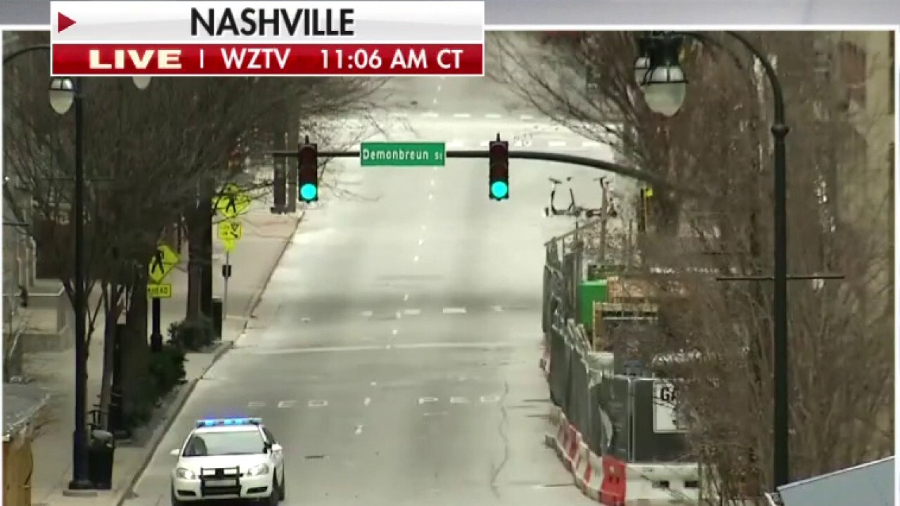 Sen. Marsha Blackburn on 'tragic' Nashville explosion