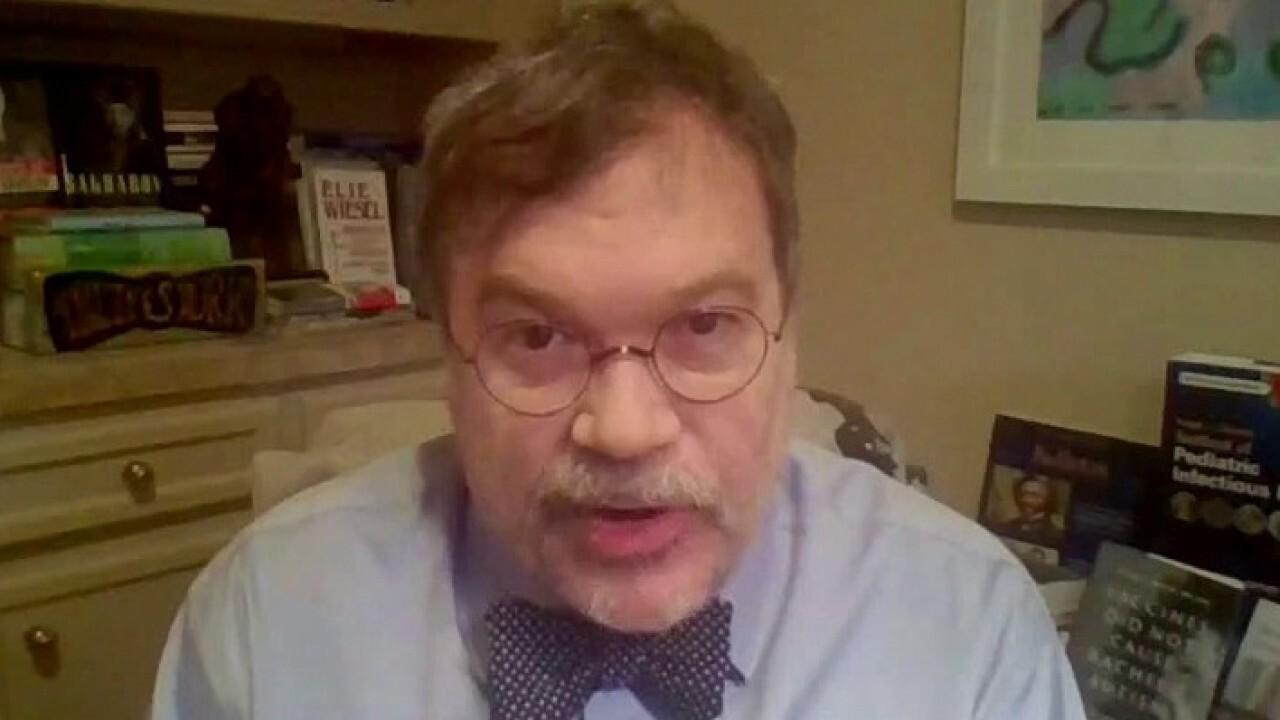 Baylor professor on new coronavirus vaccine in development