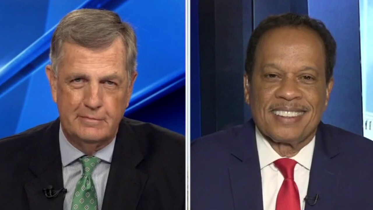 Juan Williams, Brit Hume reflect on their 25 years with 'Fox News Sunday'