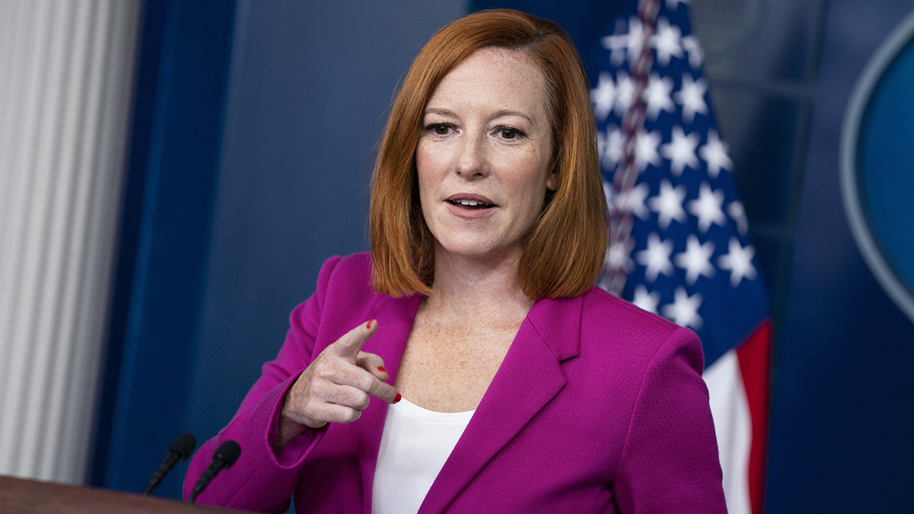 Psaki dismisses concerns on Biden not 'respecting rule of law' following moratorium on evictions